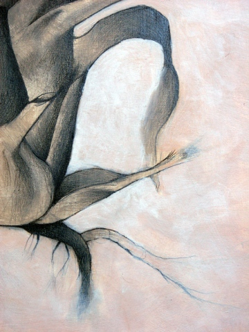 Through Growth (detail)