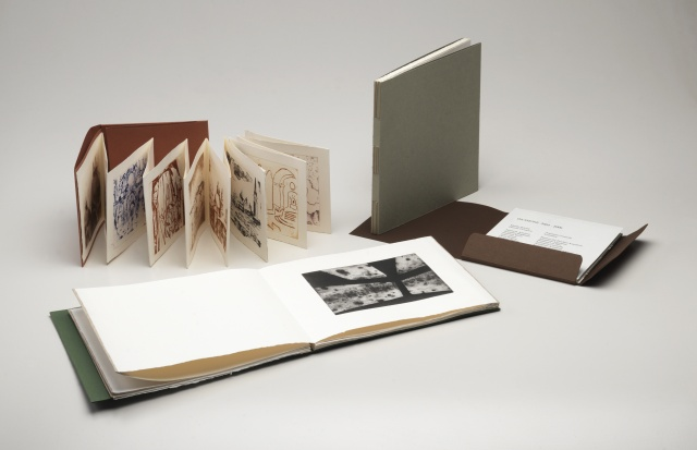 handmade books of prints