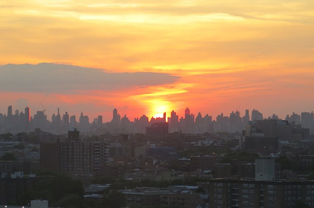 Ever Changing Skyline Above NYC8