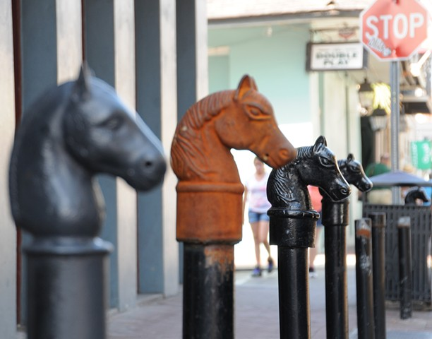Hitching Posts