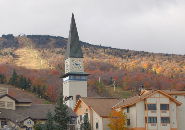 Clock Tower - Vermont