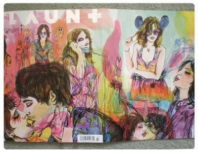 Flaunt Cover : Growing Pains