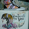 Kime Buzzelli +Vans shoes