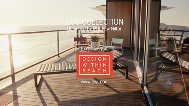 EOS Collection for Design Within Reach