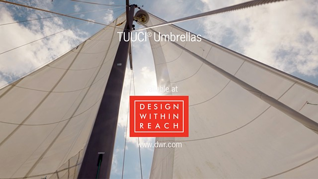 Tuuci Umbrellas for Design Within Reach