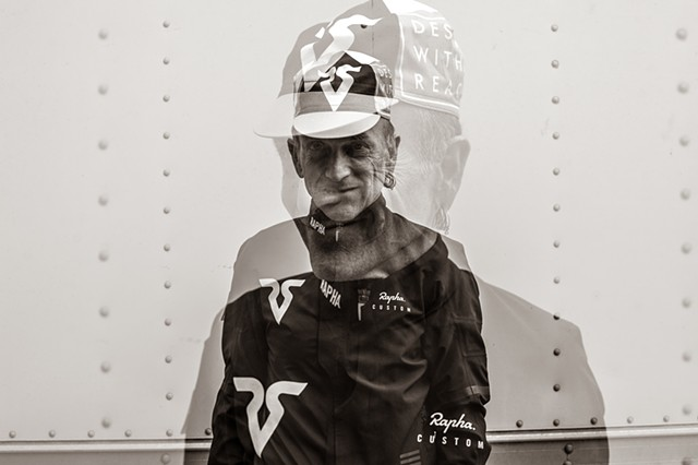 Ongoing project documenting the legendary bicycle maker and his cyclocross team.