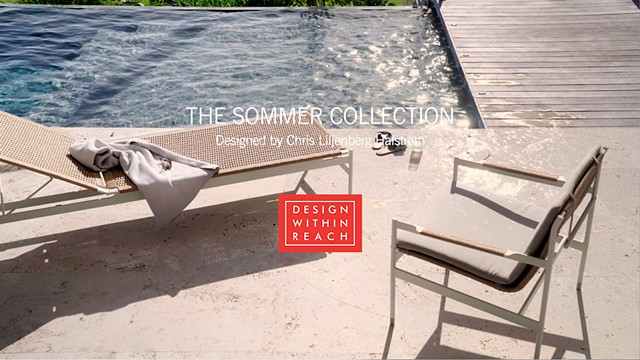 Sommer for Design Within Reach