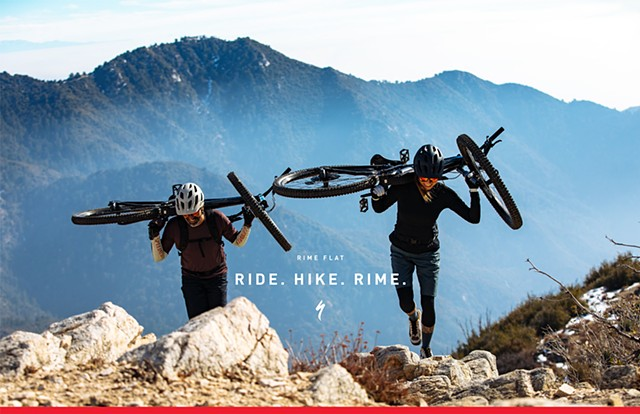 Rime Shoe Launch for Specialized Bicycles