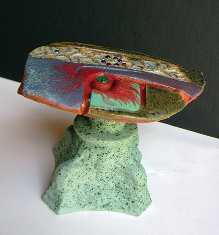 W&W Mini Sculpture Series  side view
