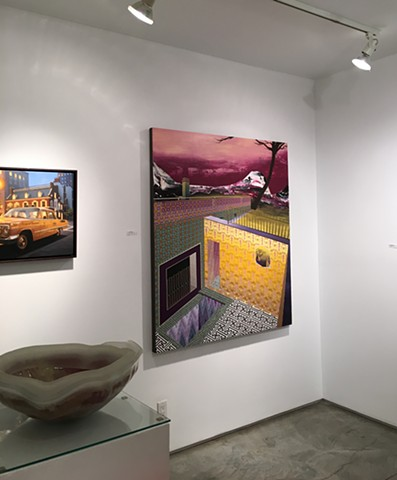 George Billis Gallery, New York 2015
