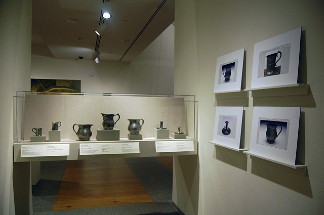 Installation view, Portland Museum of Art, Portland Maine