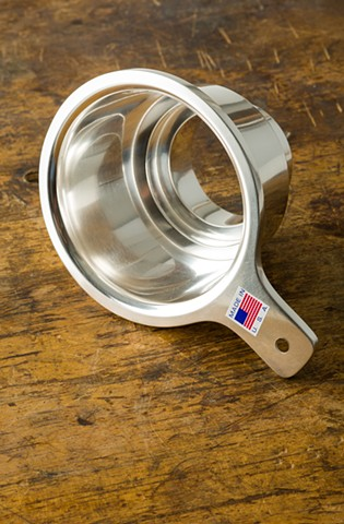 New American Heirloom (canning funnel)
