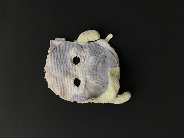 CHILD'S MASK (BACK)