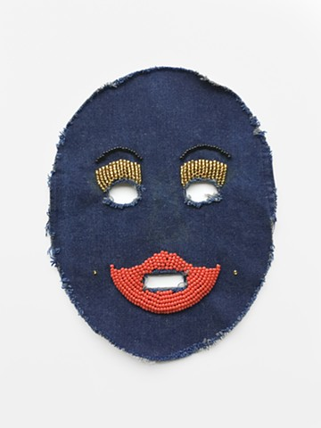 Leigh Bowery Mask