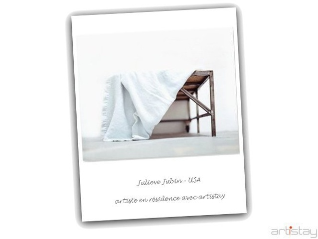 Julieve Jubin - artist in residence