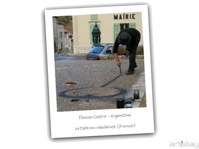 Eliana Castro - artist in residence