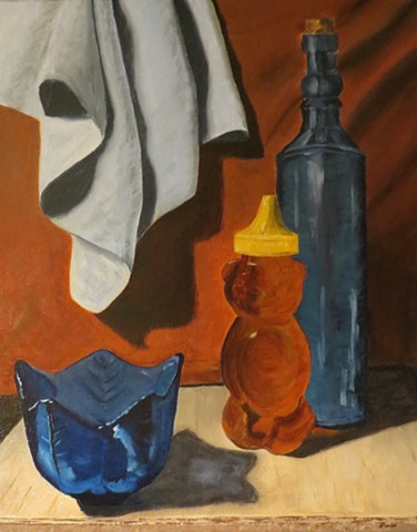 Still Life Painting, Complimentary