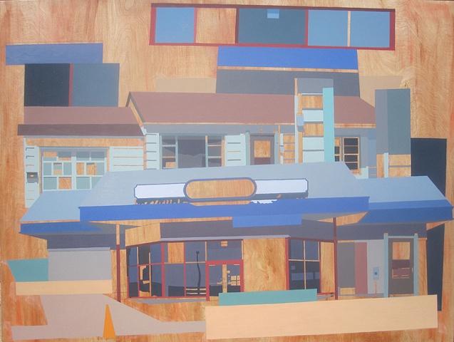 Re-Assembled Landscape (Laramie/Shorewood)