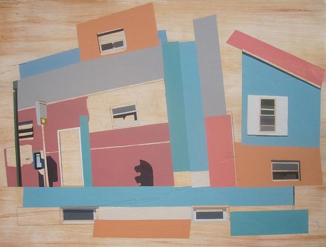 Re-Assembled Landscape (Laramie/New Orleans)