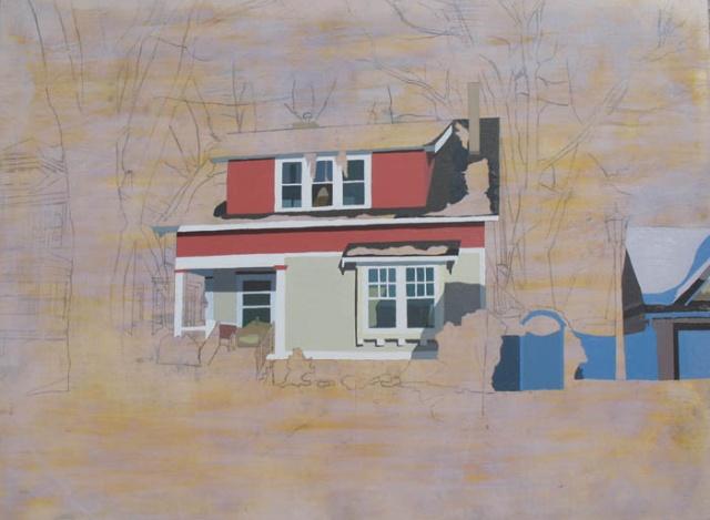 Refurbished Landscape (Syracuse)