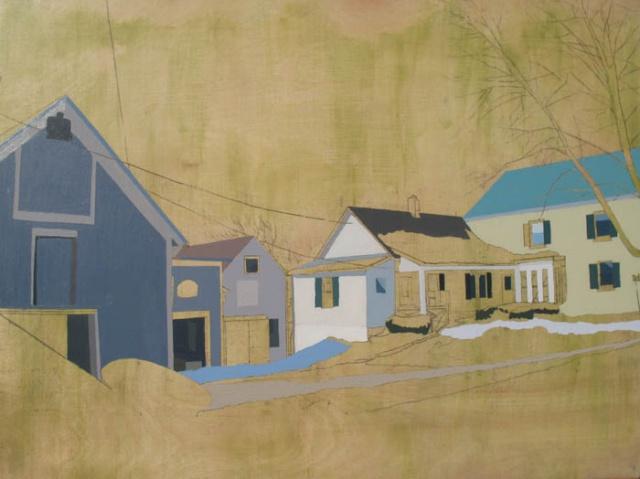 Refurbished Landscape (Vermont 1)