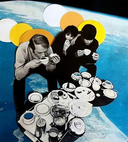 Tea on Earth