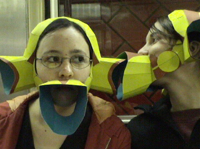 PaperHelmets for the Body's Everyday Behaviors
