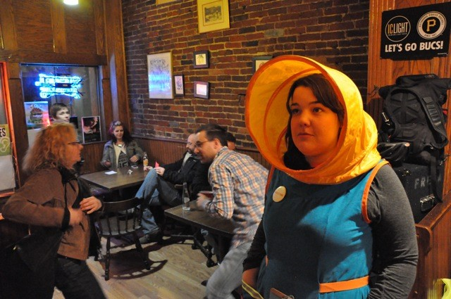 Let Me Tell You:  artist led bar crawl of Pittsburgh