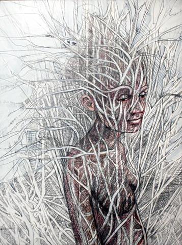 White Warrior Adolescent