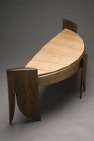 Clothspin Bench