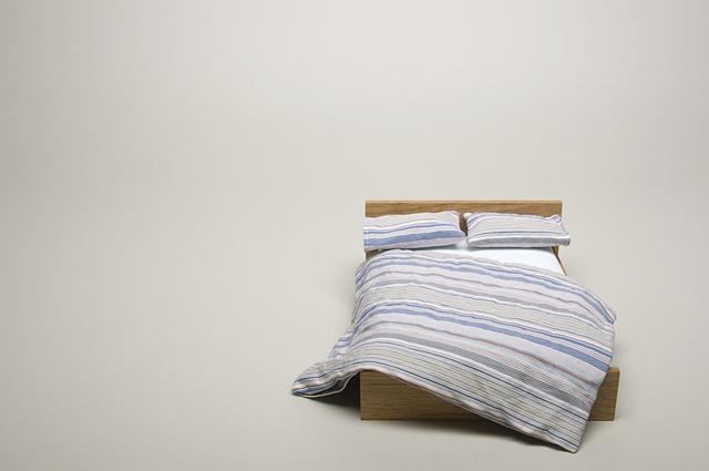 S.'s bed