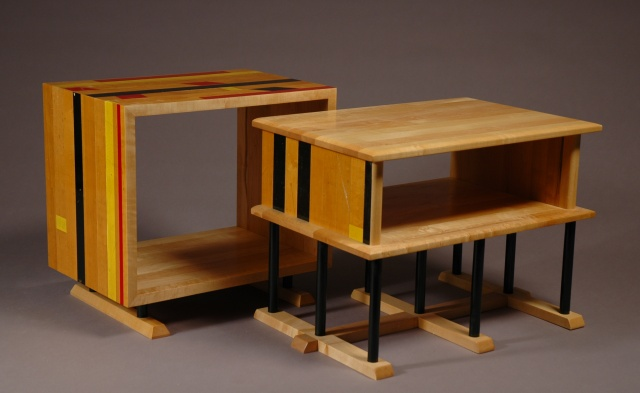His and Hers Tables