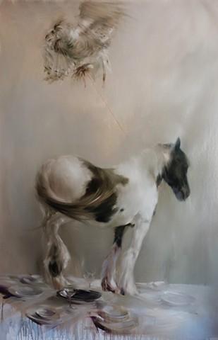 The Traces of Saint Bazo's Decoy and the Pony Hubert