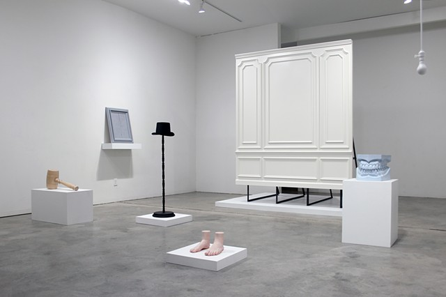 Parts and Accessories: Installation View