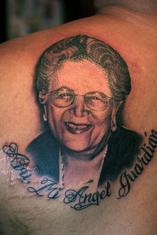 eddies grandma