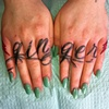 cheryls knuckles