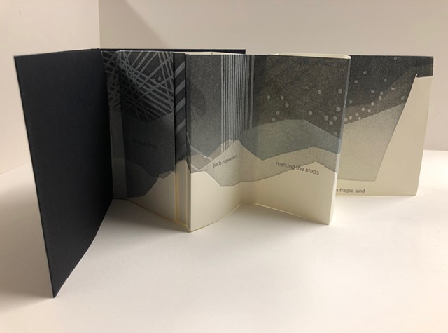 artist books book arts relief letterpress art of the fold