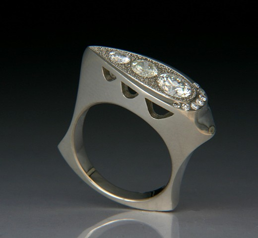 custom, 14kt, diamonds