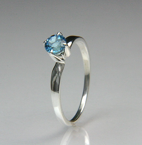 Heather Ring Topaz