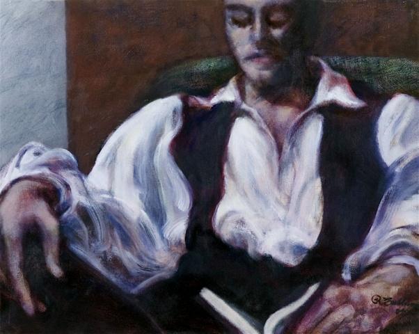 Reading Lord Byron
