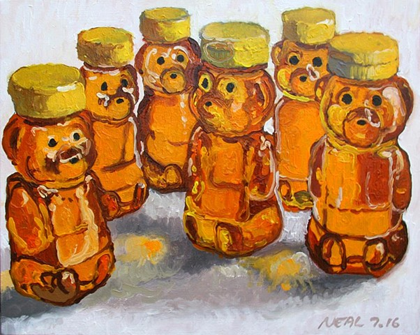 Honey Bears 2