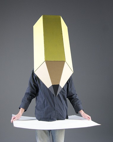 Cardboard Body Extension Project Chris Shivel-Fall 2014