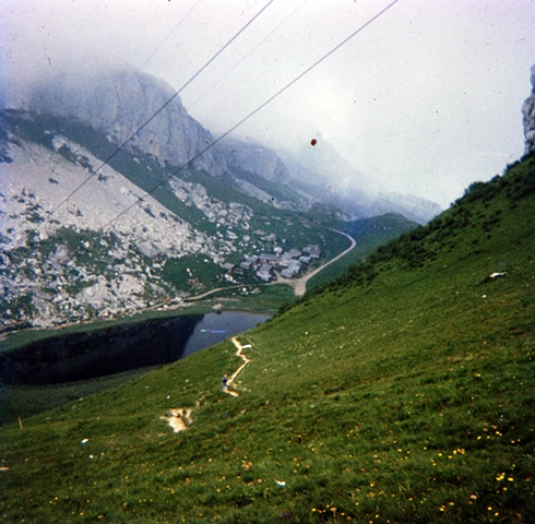 Leysin, Switzerland (1969)
