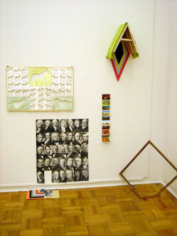 Installation View (Hey 2006, Some Work)
