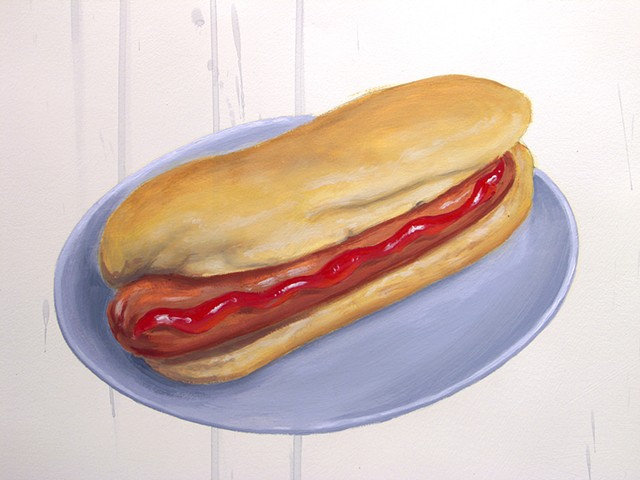 hotdog detail by michael paulus