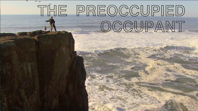 """The Preoccupied Occupant""  (Part 1 of a seamless, narrative loop)"