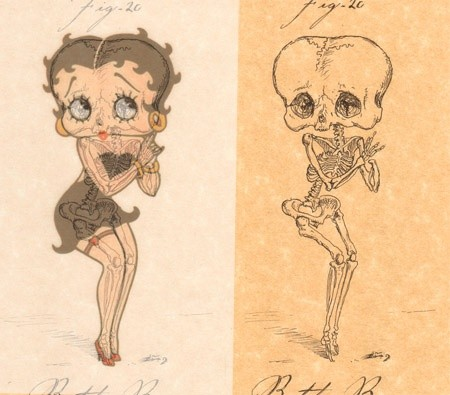 Betty Boop fig. 20