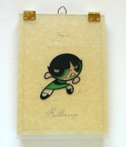 buttercup overlay version by michael paulus