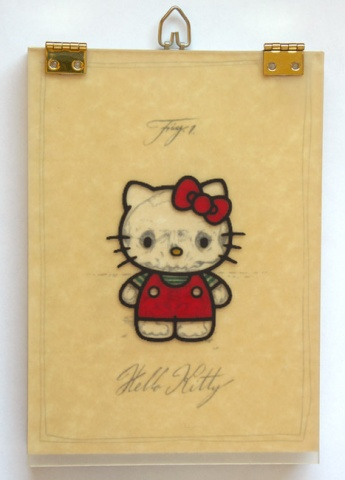 hello kitty overlay version by michael paulus