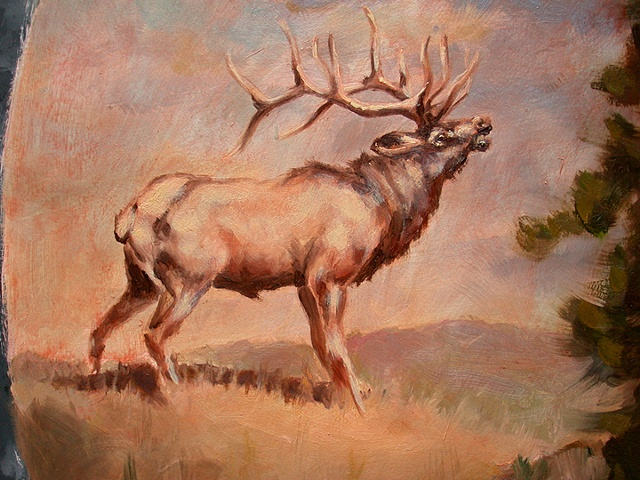 buck detail 2 by michael paulus